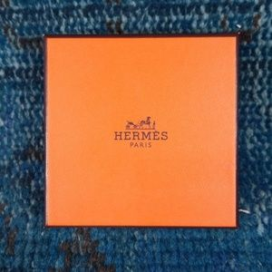 Hermes Click-Clack Box and Velvet Pouch